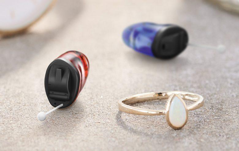 最小型的助听器、最自然的声音体验