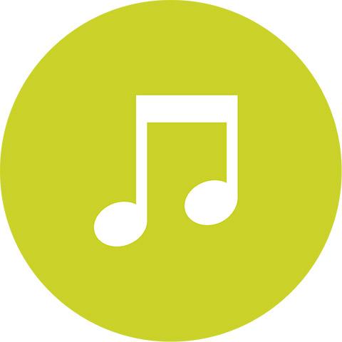 聆听您最喜欢的音乐,将音乐从Apple苹果设备(安卓系统请使用StreamLine Mic通话宝)中直接传输到您的助听器中,以实现出众的声音体验。