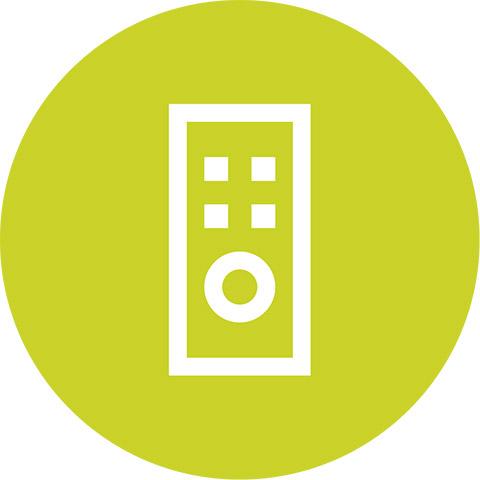掌控(myControl App)允许您远程更改您助听器的设置。